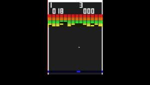 Breakout - Atari, 1976