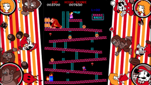 Donkey Kong - Nintendo, 1981
