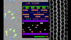 Frogger - Konami, 1981