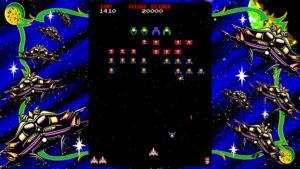 Galaga - Namco, 1981