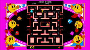 Ms. Pac-Man - Midway, 1981