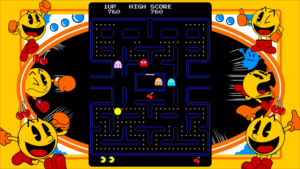 Pac-Man - Taito-Midway, 1980