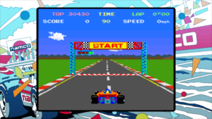 Pole Position - Namco, 1982