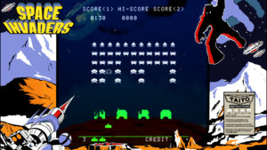Space Invaders - Taito-Midway, 1978