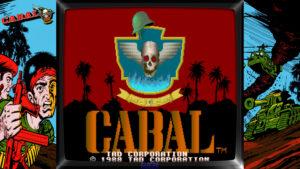 Cabal -TAD Corporation, 1988