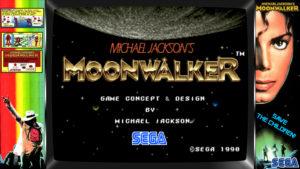 Michael Jackson's Moonwalker (Sega, 1990)