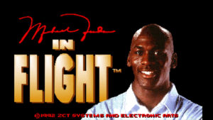 Michael Jordan in Flight (Electronics Art, 1993)