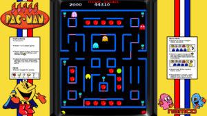 Super Pac-Man (Namco, 1982)