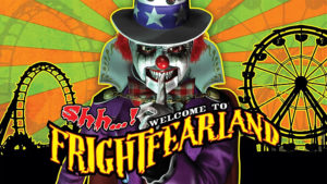 Welcome to Frightfearland - Taito, 2010