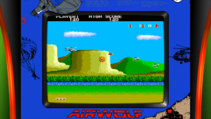 Airwolf - Kyugo, 1987