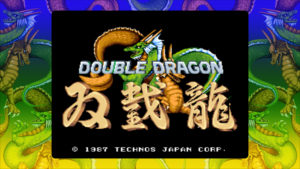 Double Dragon - Taito, 1987