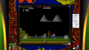 Ghosts'n Goblins - Capcom, 1985