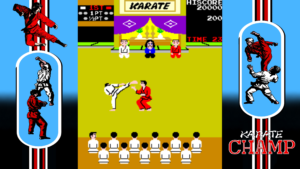 Karate Champ - Data East, 1984