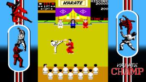 Karate Champ - Data East, 1984