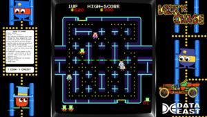 Lock'n'Chase - Data East, 1981