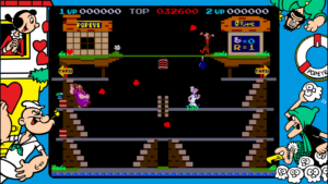 Popeye - Nintendo, 1982