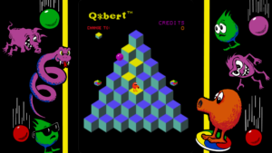 Q.Bert - Gottlieb, 1982