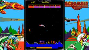 Scramble, Konami - 1981
