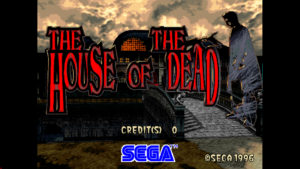 The House of the Dead - Sega, 1996