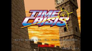 Time Crisis - Namco, 1995