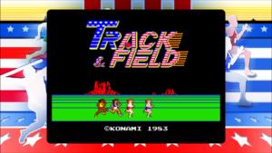 Track & Field - Konami, 1983
