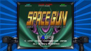 Space Gun, Taito, 1990