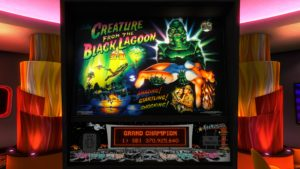 Creature From The Black Lagoon (Bally, 1992)