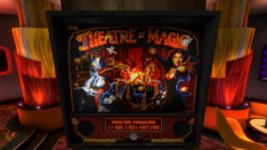 Theatre of Magic (Bally, 1995)