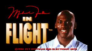 Michael Jordan in Flight (Electronics Art, 1993)