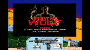 Operation Wolf - Taito, 1987