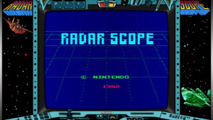 Radar Scope - Nintendo, 1980