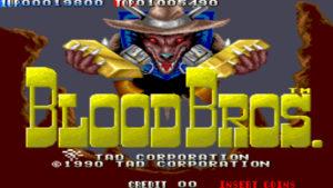 Blood Bros. - TAD Corporation, 1990