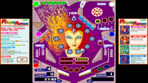 Pinball Action - Tehkan, 1985