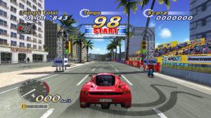 OutRun2SP - Sega, 2004