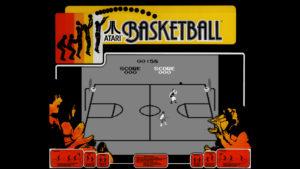 Atari Basketball - Atari, 1979