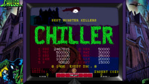 Chiller - Exidy, 1986