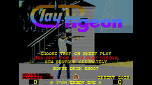 Clay Pigeon - Exidy, 1986