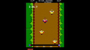 [Arcade] Juming Cross - SNK, 1984
