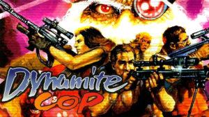 Dynamite Cop - Sega, 1998