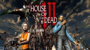 The House of The Dead III - Sega, 2002