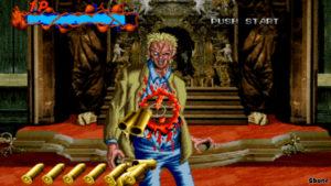 Zombie Raid - Sammy, 1995